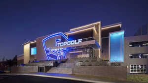 Topgolf Birmingham exterior