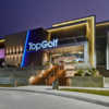 TopGolf Houston North/Spring - Exterior by night
