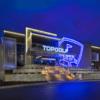 Topgolf Edison by night