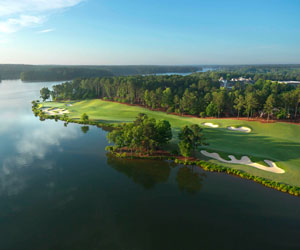 TOP-100 - Unlimited Golf at Reynolds Lake Oconee
