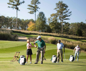 Reynolds Premium Golf School Getaway
