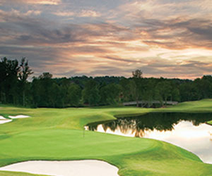 Eagle Golf Package at Rock Barn Golf & Spa