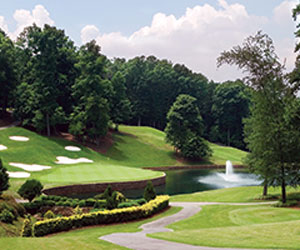 Birdie Golf Package at Rock Barn Golf & Spa