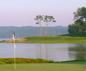 One Night / Two Round Package at Harbor Links Golf Club at Sagamore Resort