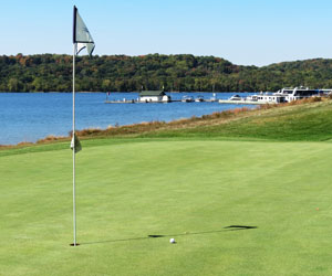 Three Night / Three Round Package at Harbor Links Golf Club at Sagamore Resort