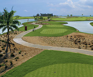 Custom Golf Vacation Experience at TPC Cartagena