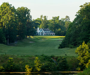 Green Course Golf Package at Golden Horseshoe Golf Club