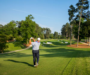 Fall Unlimited Golf Package at Colonial Williamsburg