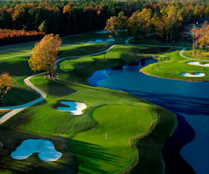 Williamsburg National Golf Getaway