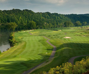 Stay & Play at The Pete Dye River Course of Virginia Tech