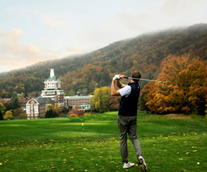 Stay & Play at The OMNI Homestead Resort