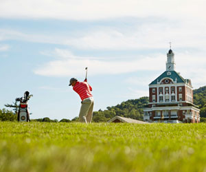 PGA TOUR Golf Package at The OMNI Homestead Resort
