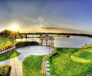 Stay & Play at Solitude Links