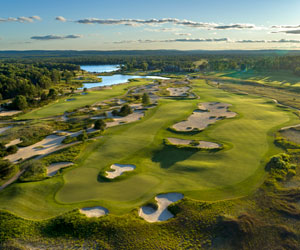 Forest Dunes/The Loop 54-Hole Bucket List Package