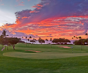 Golfer's Paradise Package at Royal Lahaina Resort