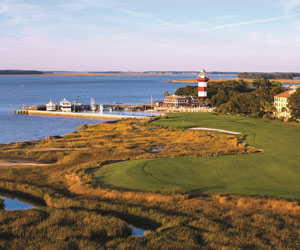 The Ultimate Golf Buddy Trip at The Sea Pines Resort