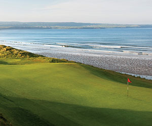 The Wild West of Ireland Golf Experience