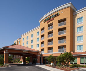 Enjoy 3 Rounds and 3 Nights at The Courtyard By Marriott Orange Park