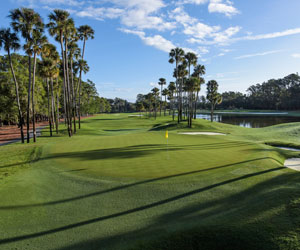 Championship Package at TPC Sawgrass