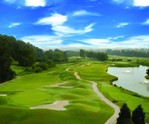 Golf Getaway Package at Gaylord Opryland Resort