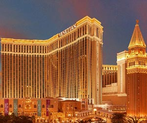 The Venetian® and The Palazzo® Stay and Play Hotel and Golf Package