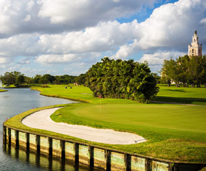 Stay & Play Golf Package at The Biltmore Miami