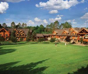 Spring Opener Two Night Golf Package at Garland Lodge & Golf Resort