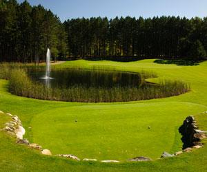 Midweek Tee to Tee Golf Pacakage at Garland Lodge & Golf Resort