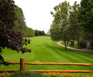 One Night Weekday Stay & Play at Garland Lodge & Golf Resort