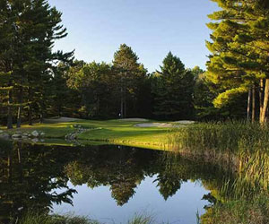 Spring Opener Two Night Golf Package at Garland Lodge & Golf Resort