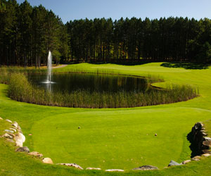 Summer Stay & Play Package at Garland Lodge & Golf Resort