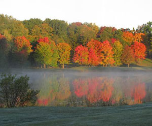 Fall Stay & Play Package at Garland Lodge & Golf Resort