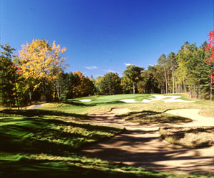 The Tour Golf Package at Black Lake Golf Club