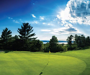 Unlimited Golf Packages from Shanty Creek Resorts