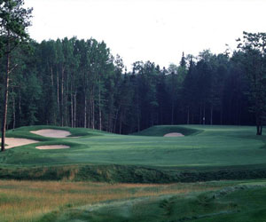 Black Lake - The Tour Golf Package Fall