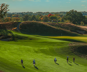 Erin Hills Holiday Stay & Play Package