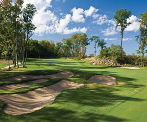 Wild Rock April Golf Package