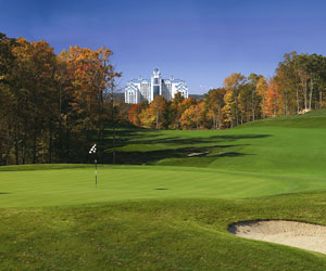 Foxwoods Golf Package at Lake of Isles