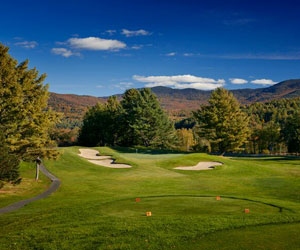 Stowe Mountain Club - Up Fore the Challenge