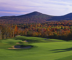 Countdown To Golf at Stowe Mountain Lodge