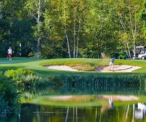 Unlimited Golf at Woodstock Inn & Resort