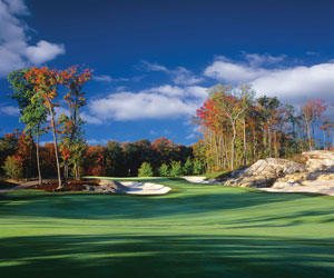 The Ultimate Clevelands House & The Rock Stay & Play Golf Package