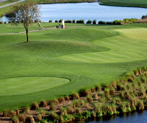 Celebration Golf Getaway