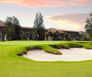 Walt Disney World® GOLF GETAWAY 3-Night/4-Days