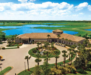 Unlimited Golf Stay & Play at ChampionsGate