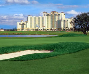 Single Round Stay And Play Golf Package at OMNI Orlando