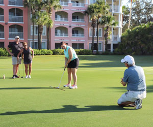 FREE Lodging at Marriott Golf Academy