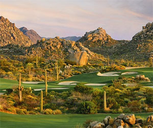 Old Town Scottsdale Condo & Golf Package