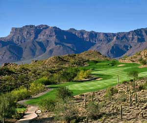 Phoenix Scottsdale Golf Package