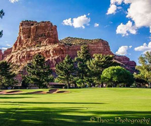 Sedona Stay & Play with Oakcreek Country Club